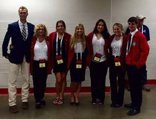 NPTC Students Attend SkillsUSA Conference