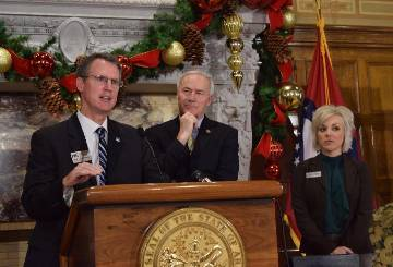 Governor Announces Regional Alliance between NPC, COTO, Henderson State
