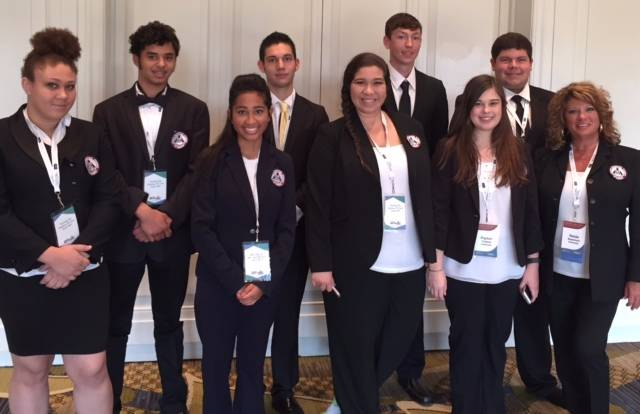NPTC Students Attend HOSA International Leadership Conference