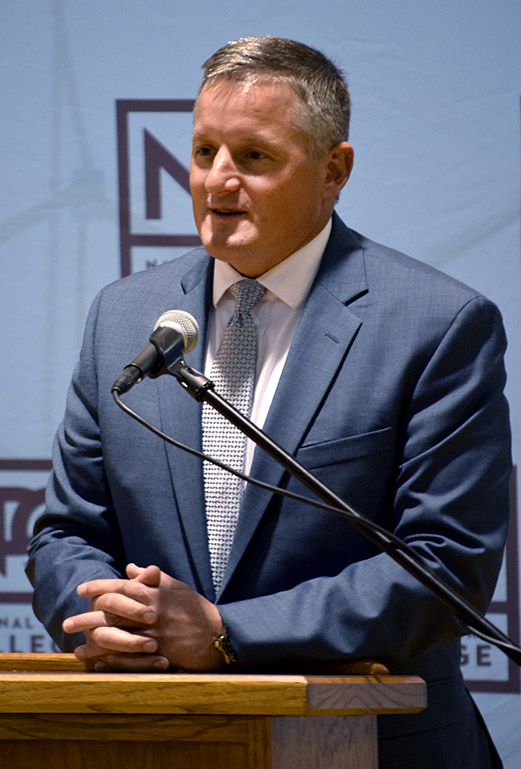 Congressman Westerman Hosts Town Hall at NPC