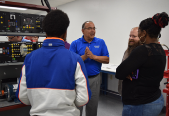 Industrial Technology Students Earn Certifications