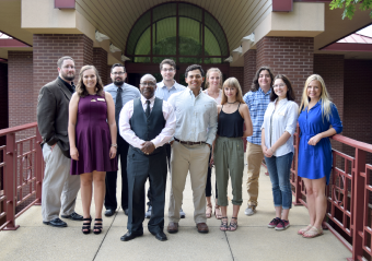SGA Inducts New Officers