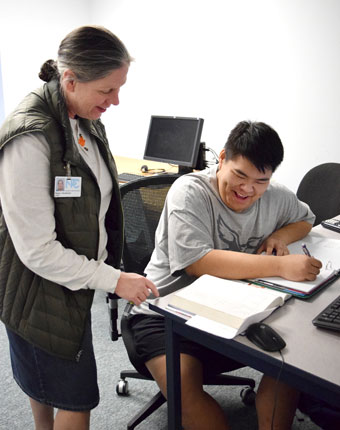 Academic Success Center Sees Growth