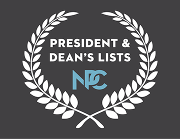 NPC Announces Summer President's, Dean's Lists